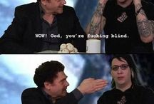 Marilyn Manson funny