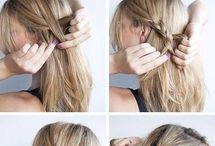 Hair.  / by Lauren Cuthill
