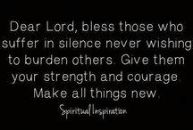 Prayer / by Charlene Hornbaker Mulcahy