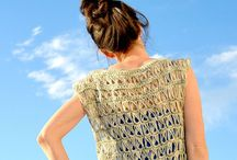 broomstick lace top