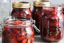 Canning-Preserves / by Sabine Gwaltney