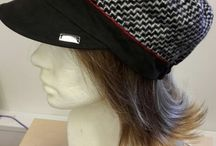 Cancer Turbans,  hats and caps. Thoose your hat with or with out hair