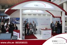 UHS stall on 3rd Day at Arab Health 2015 / University Hospital Sharjah is proud to be part of Arab Health 2015. You can visit us at Stall No. CC135, Concourse, World Trade Centre, Dubai till 30th January 2015.
