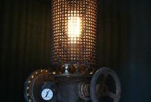Steam lampy