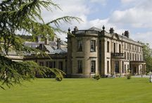 Best Western Beamish Hall Hotel / A classic country house set in 24 acres of parkland