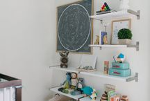 CUTE ROOMS FOR LITTLES / by Michaela Warner