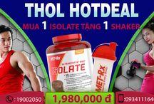 THOL HotDeal / Đã khuyến mãi khủng lại còn tặng quà đầy giá trị