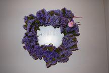 my creations / wreaths