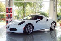 Alfa Romeo / Wir stelle hier unsere Marken vor.