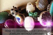 Crystal Organization and Storage / 0