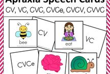 Speech therapy