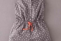 Küçük kız kıyafetleri