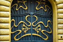 Puertas mágicas