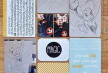 Disney Project Life + Pocket Pages