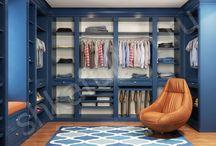 Гардеробные / Гардеробные шкафы — это современная удобная мебель, которая пользуется повышенным спросом. Изначально она была показателем высокого достатка и чувства стиля, сейчас такие шкафы повсеместно устанавливаются в гостиных, прихожих или гардеробных. Они позволяют разместить вещи, обувь и аксессуары таким образом, чтобы на их поиск и уход уходило минимальное количество времени.