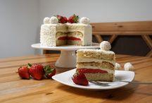 """Torten Rezepte / Hier gibt es leckere Tortenrezepte nach """"Ofenliebes Art"""""""