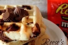 Waffles. / by Mallori Macedo