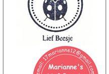 Mariannesliefbeesje