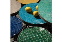 Altan / Mosaikbord