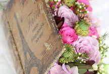 Blomsteroppsetninger