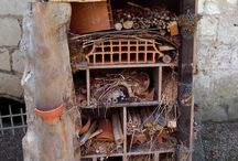 Z - Animals - Insect Hotels