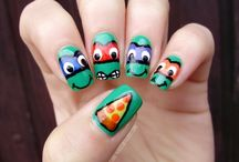 Inspo Nails - Figures