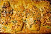 dinners chicken