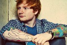 Ed Sheeran <3 / Eddddd! <3