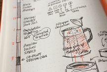 Planning/journalling