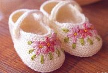 Crochet shoes / by Aneissa Wells