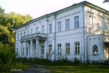 Orłów Murowany - Pałac / Pałac w Orłowie Murowanym zbudowany w XIX w. wg projektu Henryka Marconiego dla Kickich. Ostatni właściciel w 1878 roku przekazał pałac Towarzystwu Osad Rolnych. Po 1945 roku mieściła się tu szkoła. Obecnie stoi opuszczony :(