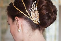 Bride's Hair Styles / by Audrey Jeanne's