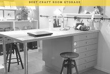 Ikea Craft Rooms