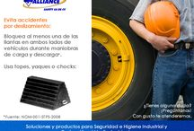 Seguritips / by Alliance Safety