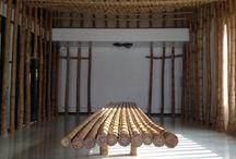 Furniture bamboo