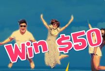 Sizzling Summer $50 Giveaway Sweepstakes