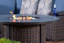 Fire Pits / Fire pits have been bringing people together for years. The Backyard & Patio Store offers a huge selection of finely crafted fire pits that will add beauty and a little quality time to your outdoor living space.