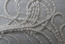 embroidery stitch samples