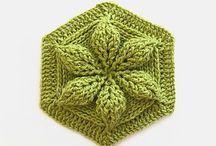 embossed crochet