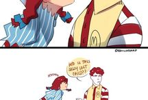 Mc Donalds vs wendys