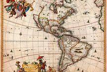 ... // Zazzle  Vintage Maps //