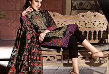 Spring/Summer 2016 Premium Embroidered Collection / Exquisite unstitched suits with intricate embroidered shirts and heavily embroidered chiffon dupattas and lawn shalwars.   SHOP NOW: https://www.gulahmedshop.com/collections/summer-collection-2016-vol-1