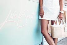 white summer dress Soph