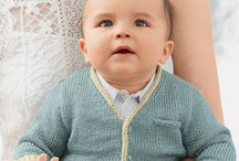 Easy Baby Cardigan Knitting Patterns