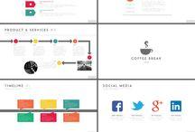 Nice Presentation! / Presentasi2 menarik untuk referensi desain presentasi