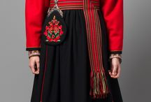 Norwegian National Costumes / From Norway