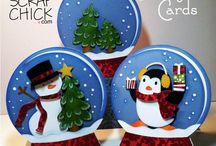 Card Ideas - Christmas / by Sherry Thompson