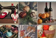 Make Your Own Christmas Tree Decorations Book / Find out how to make your Christmas tree really stand out this year with some lovingly hand-made decorations, designed by author Susan Yeates.  Make Your Own Christmas Tree Decorations is a practical, jam-packed craft book suitable for the beginner and the experienced crafter alike. Get inspired this Christmas!