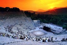 Epidaurus / Explore the glory of ancient Greece with an Epidaurus tour from Athens with Keytours. With a unique tour visit and enjoy five UNESCO'S world heritage site. http://goo.gl/LsgR07