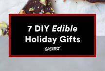 DIY EDIBLES GIFT IDEAS
